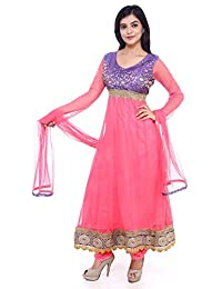 Fasense Ready To Wear Anarkali Flared Suit