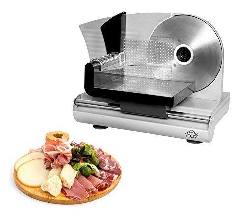 Rgv lusso 275 a trancheuse 8008336110006 cuisine for Appareils cuisine professionnels