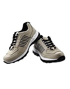 Corpus Density Beige Color Running Shoes