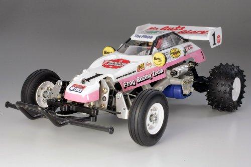 1/10 電動RCカーシリーズ No.354 マイティフロッグ 2005 ( 組み立てキット )