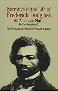 A narrative of the life and african american literature work of fredrick douglass