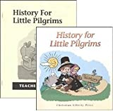 img - for History for Little Pilgrims Student and Teacher SET for grade 1 book / textbook / text book