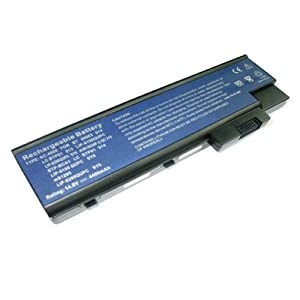 AC3660-8 - 4400mAh, 8 cells - Replacement Laptop Battery For Acer Aspire 5600 5620 5670 7000 7100 7110 9300 9400