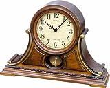 Rhythm Clocks WSM Tuscany Mantel Clock - CRJ729UR06
