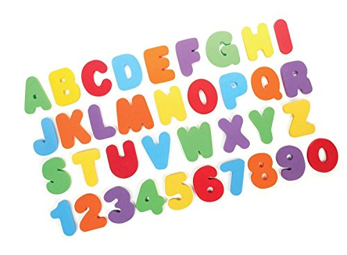 Little Tikes Bath Letters and Numbers Abc Bath