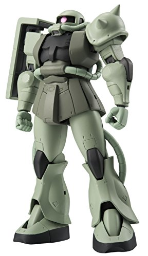 ROBOT魂 機動戦士ガンダム [SIDE MS] MS-06 量産型ザク ver. A.N.I.M.E. 約125mm ABS&PVC製 塗装済み可動フィギュア