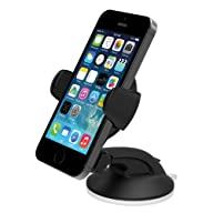 iOttie Easy Flex 3 Car Mount Holder Desk Stand for Apple iPhone 5s/5c/5/4s and Samsung Galaxy S4/S3…
