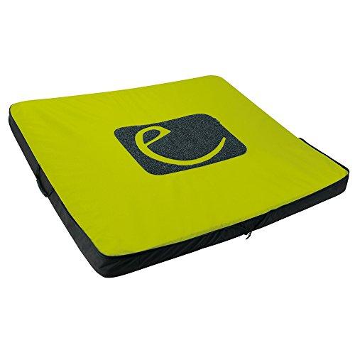 Edelrid-Dead-Point-crash-pad-II-greenblack-2015-safety-mattress