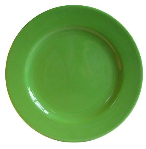 Waechtersbach Fun Factory II Green Apple Dinner Plates, Set of 4