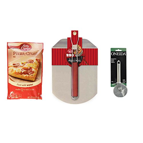 this-is-a-deluxe-pizza-bundle-including-one-betty-crocker-pizza-crust-mix-plus-one-tablecraft-stainl
