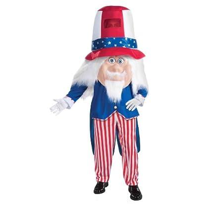 Uncle Sam Kids Costume Forum Novelties