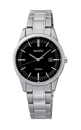 Seiko Quartz SXDG27P1 - Orologio da Polso Donna
