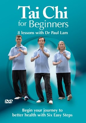 Tai Chi for Beginners-8 Lessons