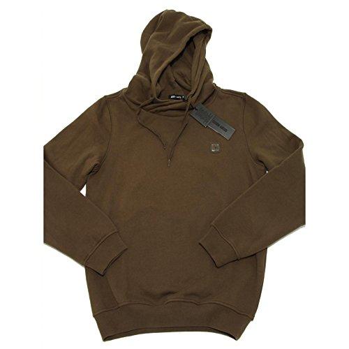 7312F felpa verde militare ANTONY MORATO COTONE maglia uomo sweatshirt men [M]