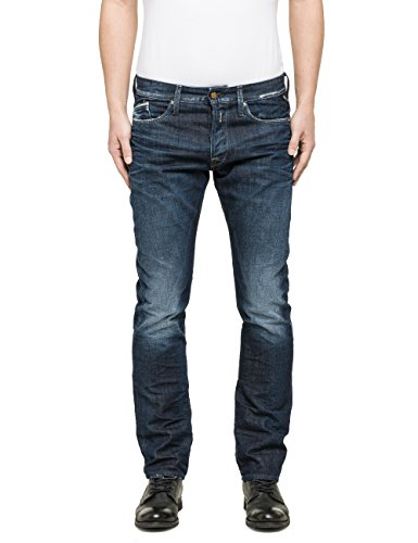 Replay - M983  .000.118 640, Jeans da uomo, blu (blau  (blue denim 9)), W32/ L34 (32)