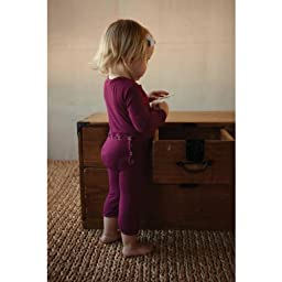 KicKee Pants Coverall in Orchid, 3T