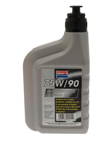 Granville 0011 1L EP 75/90 Semi-Synthetic Gear Oil