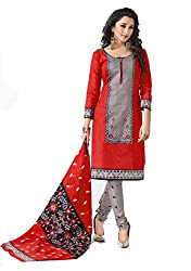 Balaji Fashion Women's fancy print cottan suit-D.NO 1007
