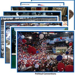 Photo Activity Cards Elections in the U.S.A. - 1