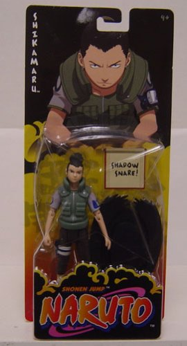 Naruto : Shikamaru Mattel Basic Action Figure