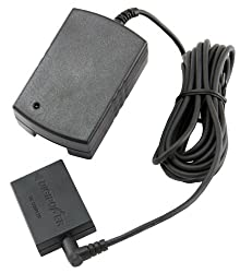 STK's Canon ACK-500 ACK-600 Adapter - contains CA-PS500 + NB-1LH DC Coupler. For these Canon AA and NB-1LH cameras: A630, A620, A640, A95, A610, A40, A70, A75, A80, A20, A85, A10, A60, A650IS, A30, Powershot S400, S500, S200, S410, S230, S300, S330, S110,