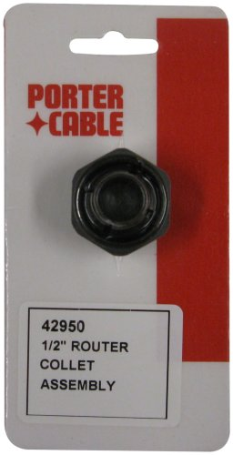 PORTER-CABLE 42950 1/2-Inch Router Collet