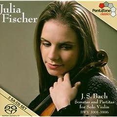 bach - Bach : sonates et partitas pour violon 41AK187E54L._SL500_AA240_