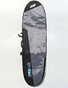ProLite Session Longboard 5mm 8ft 6 Boardbag - Grey