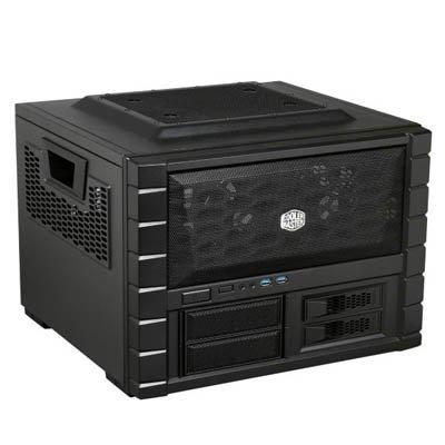 ADAMANT® Mini Media Station Desktop Computer INtel Core i7 6700k 4.0Ghz 8Gb DDR4 250Gb SSD WIN10 Wi-Fi 500W PSU