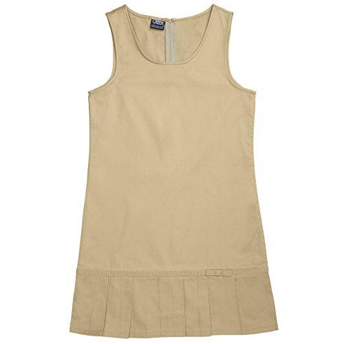 French Toast School Uniforms Rhinestone Button Jegging Girls khaki 6