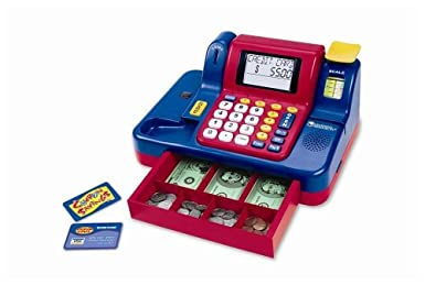 Learning Resources Teaching Cash Register $31.49