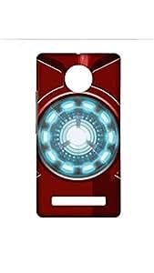 Ironman Symbol Designer Mobile Case/Cover For Micromax Yu Yunique