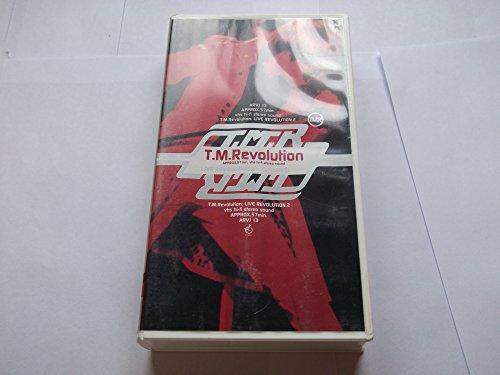 LIVE REVOLUTION.2~維新レベル→3~ [VHS]