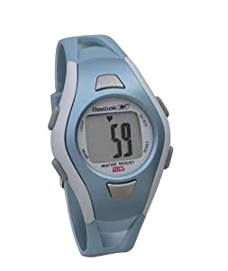 Reebok Fitwatch 10S Strapless Heart Rate Monitor Watch (Blue)