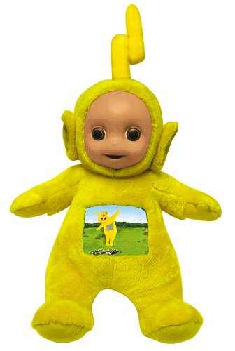 tomy teletubbies telly tummy teletubby laa laa at shop ireland
