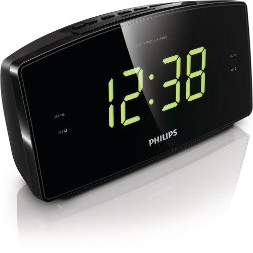 Philips AJ3400 Radio/Radio-réveil