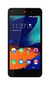 Wiko Rainbow Up Smartphone débloqué 4G (Ecran: 5 pouces - 8 Go - Double SIM - Android 5.1 Lollipop) Orange
