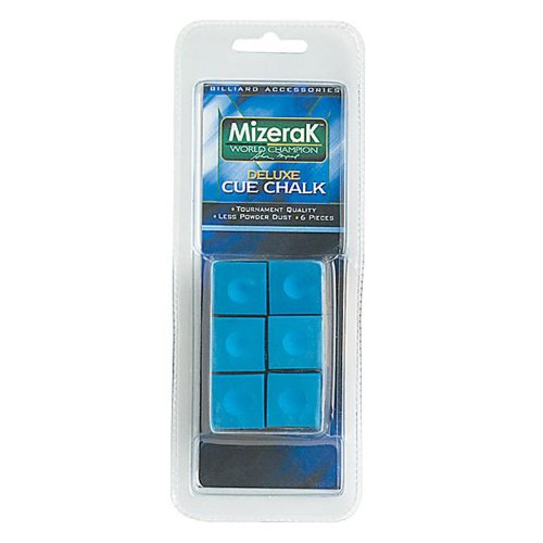 Buy Discount Mizerak Cue Chalk (6 Piece)