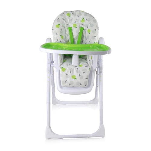 isafe highchair apples recline compact padded baby