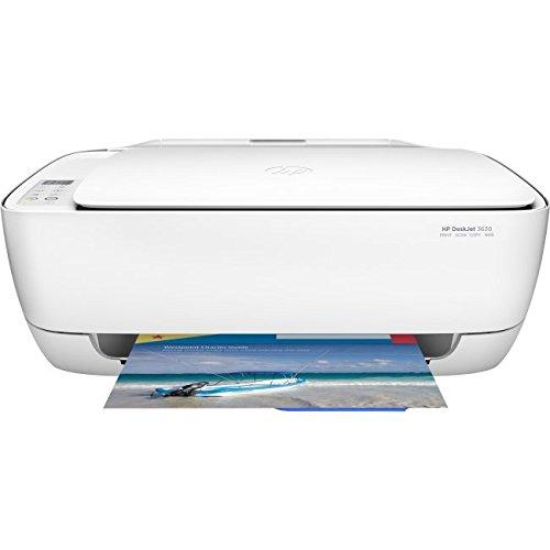 HP DeskJet 3630 Color Inkjet All-in-One Printer (F5S57A#B1H)