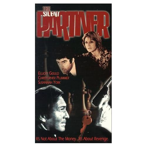 Amazon.com: Silent Partner [VHS]: Elliott Gould, Christopher Plummer