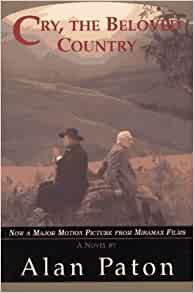 A review of alan patons book cry the beloved country