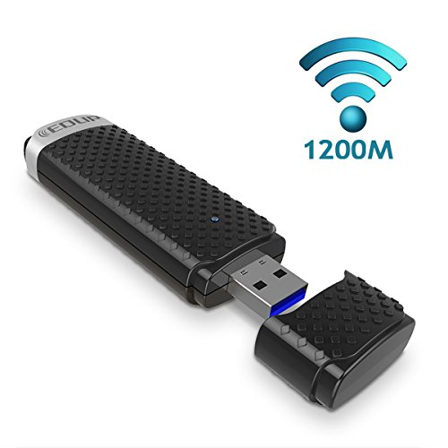 XinGe AC1200 Dual Band(5GHz and 2.4GHz) wireless USB wifi adapter,For Device of Windows XP / Vista / 7 / 8 / 8.1 / 10 (32/64bits) MAC OS X 10.11.X / 10.10.X / 10.9.X / 10.8.X /10.7.X (Desktop Wireless Card Windows 8 compare prices)