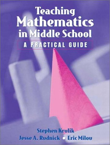Teaching Mathematics in Middle School: a practical guide