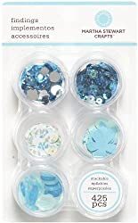 Martha Stewart Crafts Findings, Turquoise