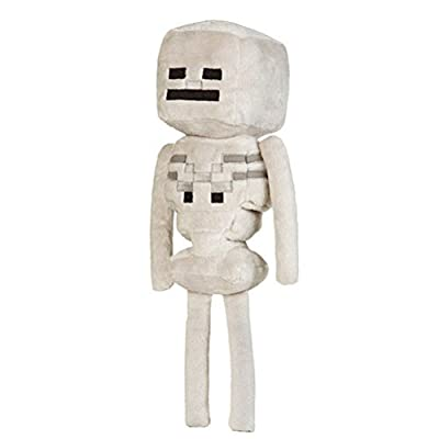 "Beautyinside® Minecraft 6"" Skeleton Plush Minecraft Animal Plush Baby Stuffed Toys Gift for Kids by Beautyinside"