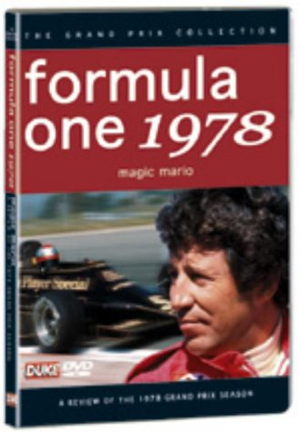 Formula 1 Review 1978 [DVD]