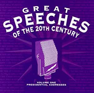 GREAT SPEECHES VOL 01:PRESIDENTIAL AD