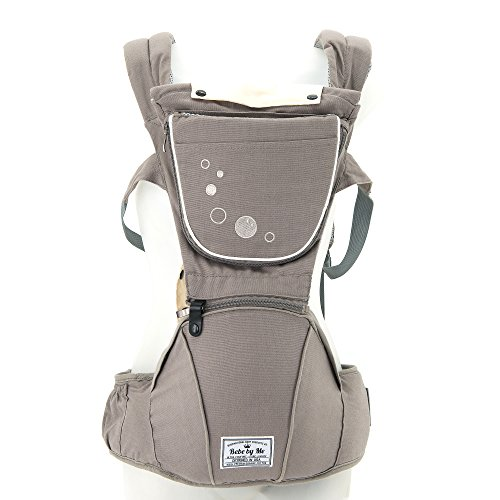Lowest Prices! Yokohama Hip Seat Baby Carrier - Advanced Lumbar Support, Ultra Comfort & Ergonomics,...