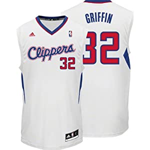 Clippers 32 Griffin Jersey